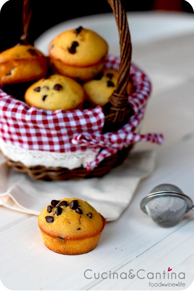 muffin LIMONE E CIOCCOLATO 3