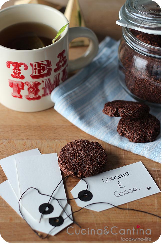 biscotti cocco cacao 3