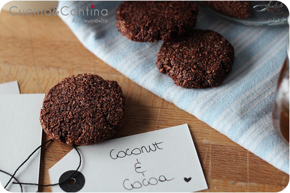 biscotti cocco cacao 4