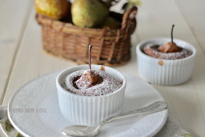 ricetta_souffle_cioccolato_pere